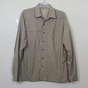 Mountain Hardwear Men's Canyon  Button Down Shirt